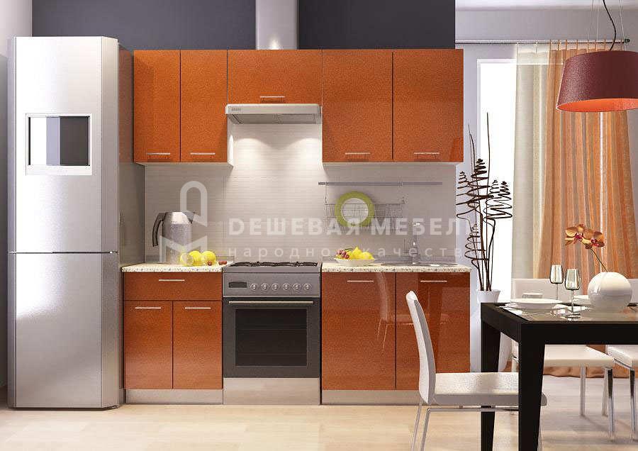 Кухня для маленькой квартиры
