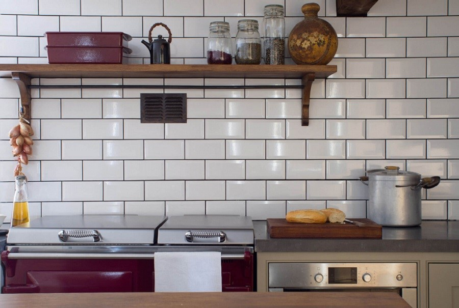преобразить кухню и обновить фартук